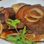 Pork Steak Recipe (How to Cook Pork Chop Steak)