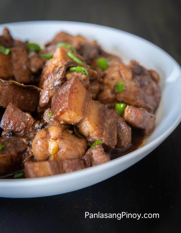 Pork and Chicken Adobo
