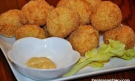 Potato Croquettes Recipe