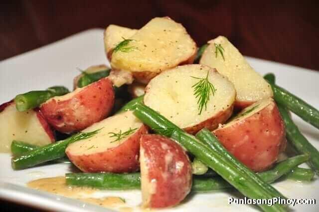 Potato-and-Green-Bean-Salad