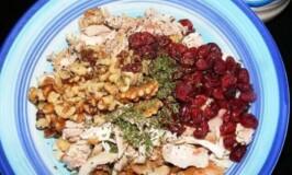 Ann's Quick Chicken Salad