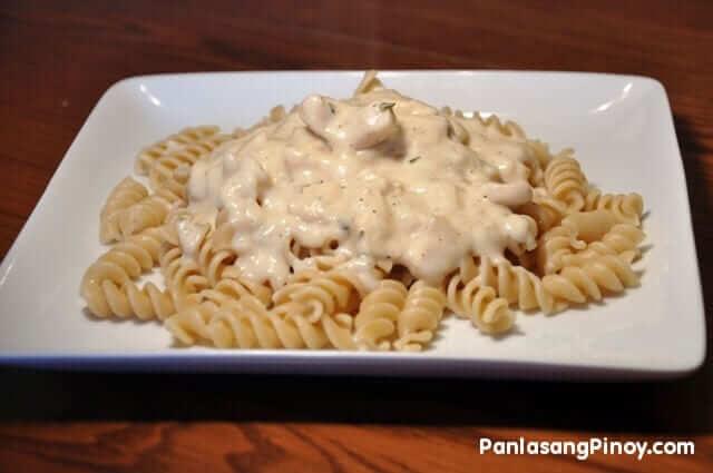 how to cook pesto pasta panlasang pinoy