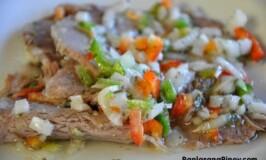 Round Steak in Criolla Sauce Recipe