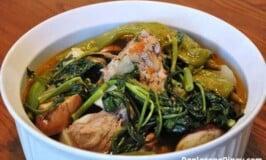 Sinigang na Buto buto with Gabi Recipe