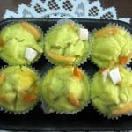 Shared Recipe. Cynthia's Sugar-free Carrot Pandan Puto