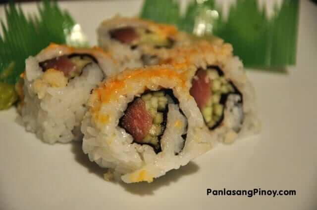 Tuna-Sushi-Roll