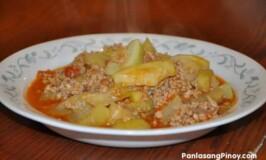 Ginisang Upo Recipe
