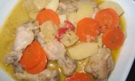 Shared Recipe. Millie's Pininyahang Manok