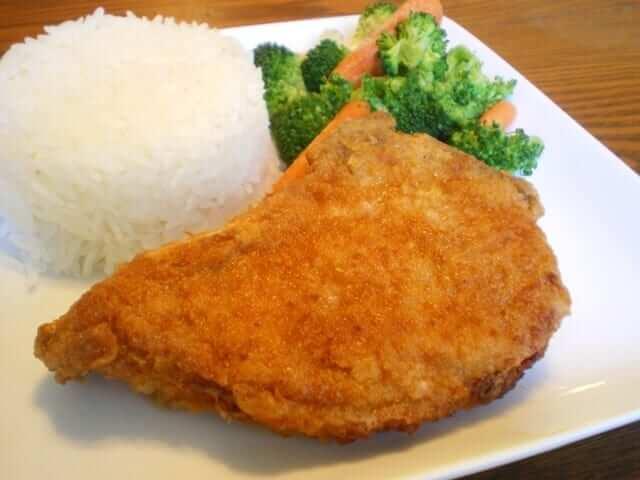 country fried breaded pork chop recipe