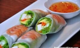 Sushi Summer Roll
