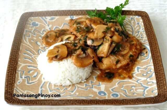 Chicken-Marsala