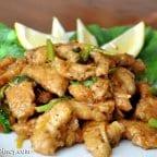 Oriental Lemon Chicken Recipe