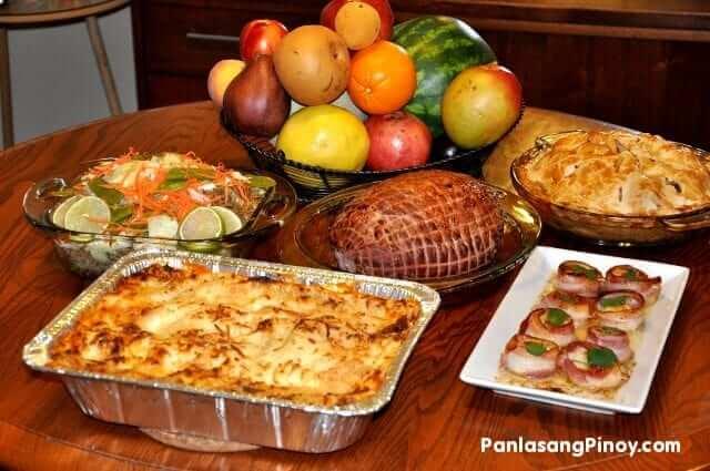 Filipino Christmas Recipes