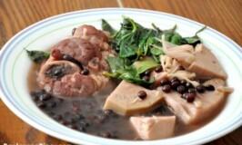 KBL (Kadyos, Baboy, at Langka) Recipe