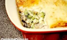 Creamy Veggie Lasagna