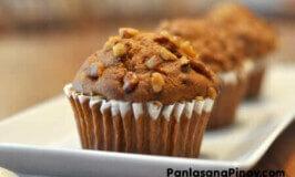 Delicious Banana Nut Muffin Recipe