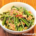 Ginisang Sitaw Recipe (String Bean Saute)