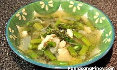 Assure asian chicken asparagus