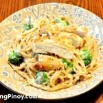 Chicken Pasta Alfredo Recipe