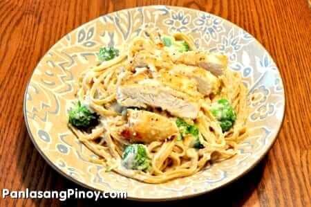 Chicken-Pasta-Alfredo