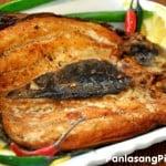 Fried Bangus Recipe (Fried Milkfish)