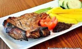 Grilled Pinoy Pork Chop Recipe