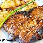 Teriyaki Pork Chop Recipe