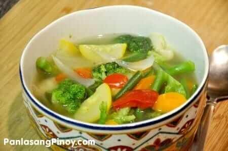 Vegetable-Soup