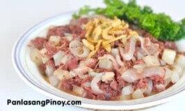 Corned Beef Guisado Recipe