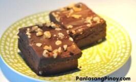 Chocolate Recipes Panlasang Pinoy