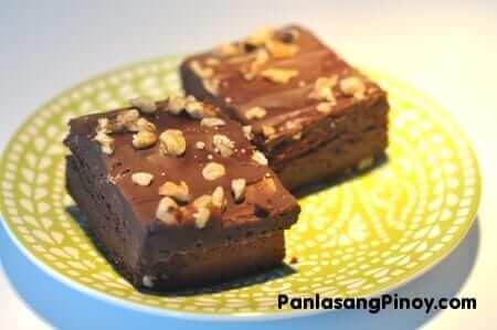 Chocolate Fudge Brownies Recipe