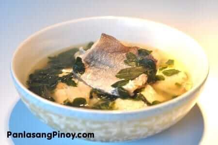 how to make filipino fish soup