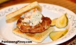 Super Easy Pork Burger Recipe Panlasang Pinoy