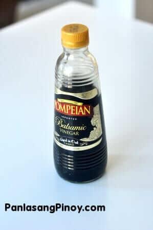 What is Balasamic Vinegar