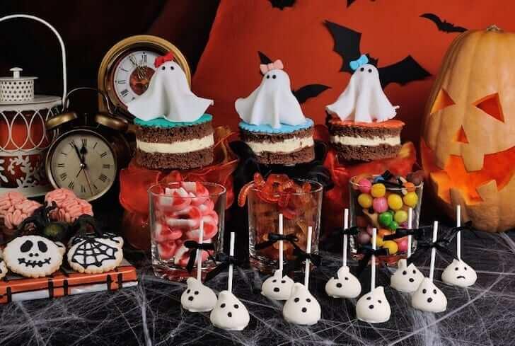 halloween party food ideas