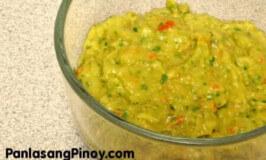 Easy Guacamole Recipe