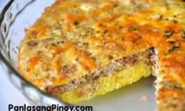 Tuna Frittata Recipe