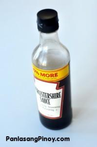 Worcestershire sauce ingredients