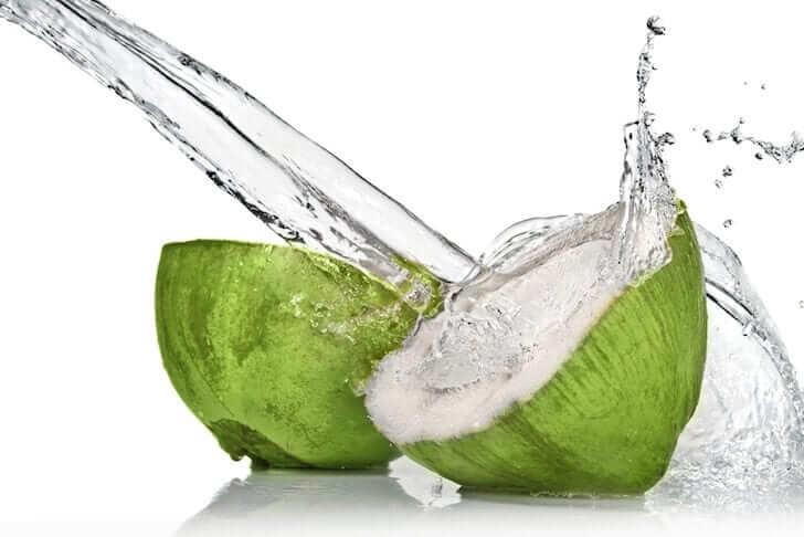 coconut water health benefits