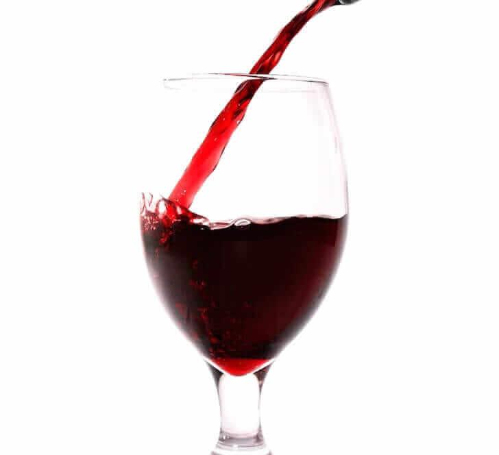 health benefits of red wine