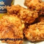 Pineapple Fried Chicken Recipe