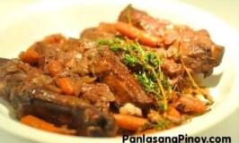 Braised Pork Ribs Recipe