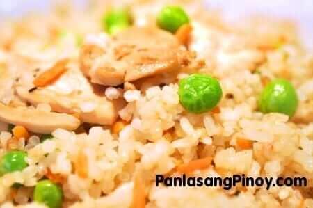Chicken Fried Rice Recipe