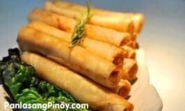 Chicken Spring Roll Recipe