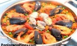 Paella Mixta Recipe