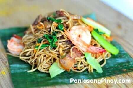 filipino pancit habhab recipe