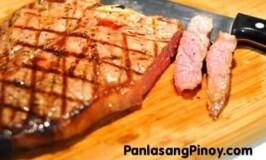 Easy Porterhouse Steak Recipe