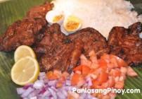 Filipino BBQ Pork Chop