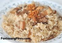 Filipino Pork Fried Rice