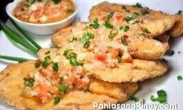 Fish Kardilyo Recipe